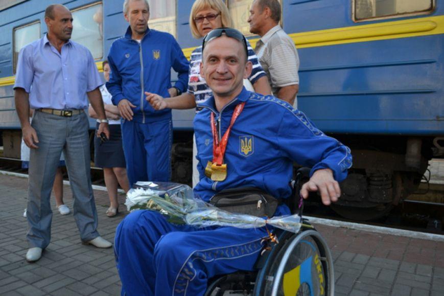Николаевские пловцы-паралимпийцы стали чемпионами мира (ФОТО) (фото) - фото 2