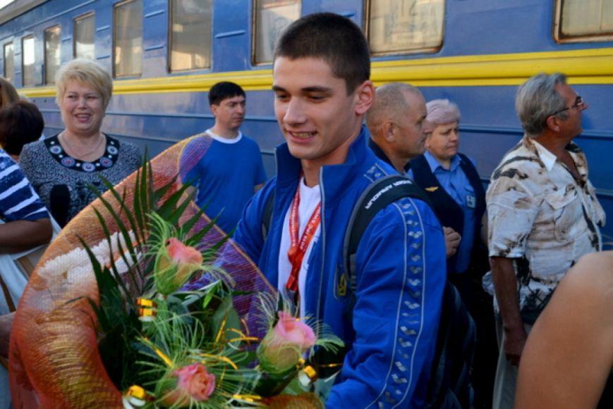 Николаевские пловцы-паралимпийцы стали чемпионами мира (ФОТО) (фото) - фото 3