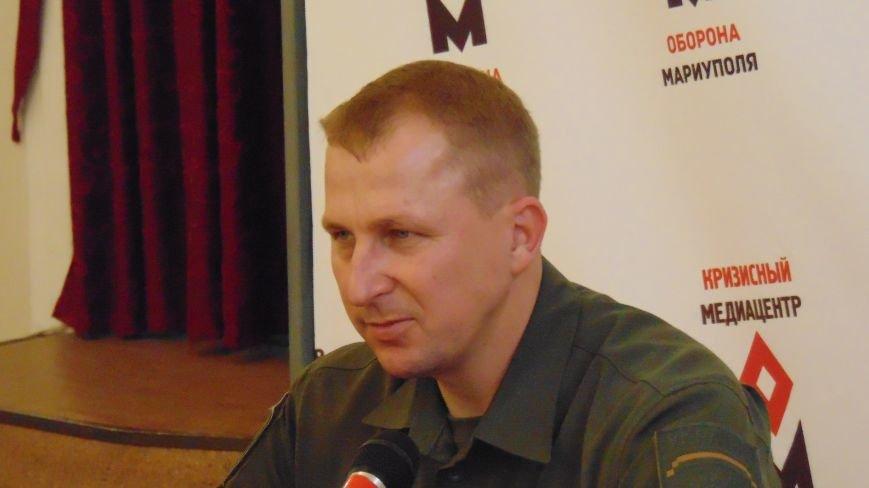 Аброськин рассказал, что пришлось пережить заместителю начальника мариупольского ГАИ  на аттестации (фото) - фото 1