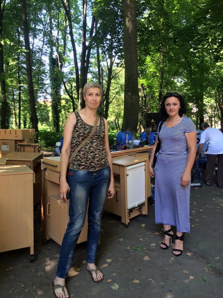 Буковинські волонтери передали благодійну допомогу реабілітаційному центру бійців АТО, фото-1