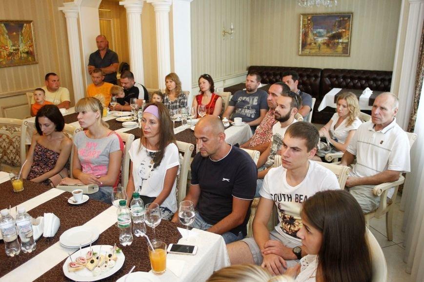 Геннадій Корбан: «Лише місцеві еліти можуть навести лад у своєму місті. Тому »Укроп« робить ставку лише на місцевих!» (фото) - фото 1