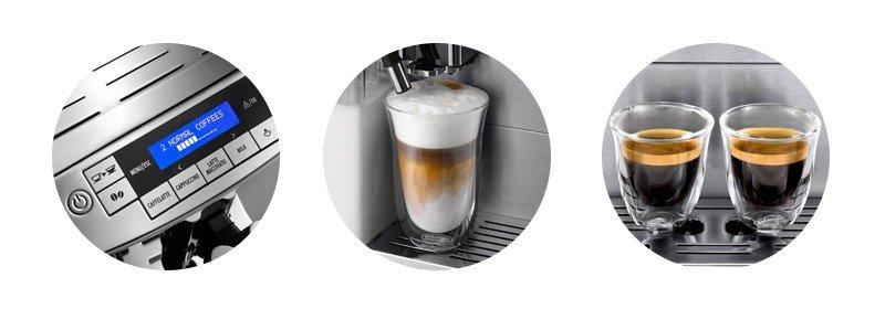 PrimaDonna мира кофе от DeLonghi (фото) - фото 1