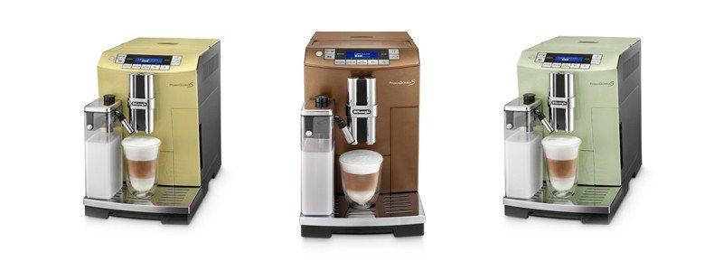 PrimaDonna мира кофе от DeLonghi (фото) - фото 3