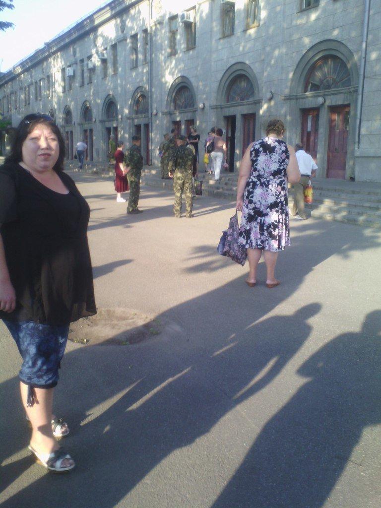 В Днепропетровске возле Южмаша военкомат устроил облаву (ФОТО) (фото) - фото 1