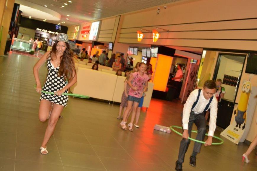 В кинотеатре «Мультиплекс» прошла спецподготовка новобранцев в Агенты U.N.C.L.E., фото-9