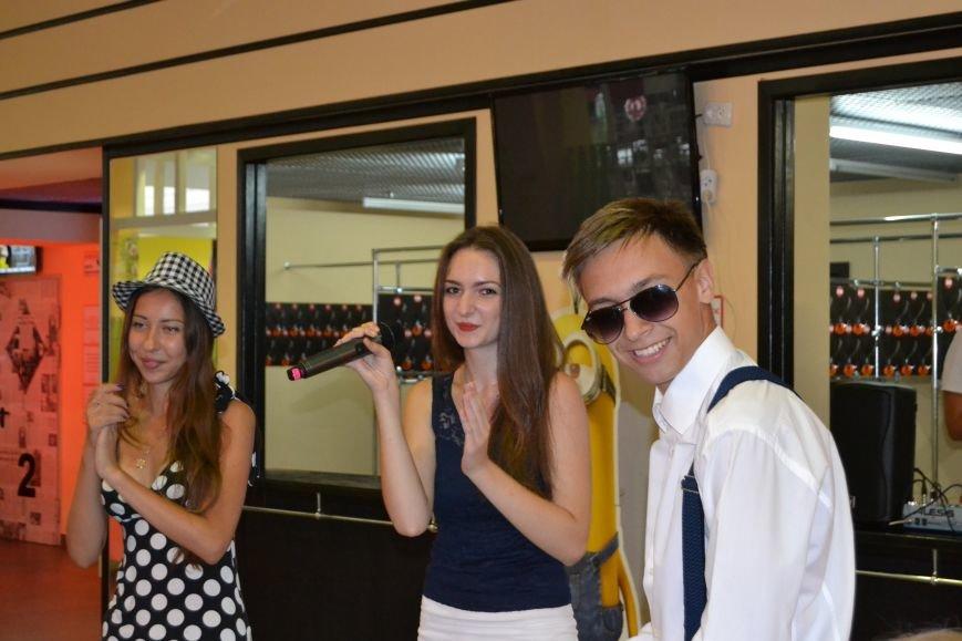 В кинотеатре «Мультиплекс» прошла спецподготовка новобранцев в Агенты U.N.C.L.E., фото-3