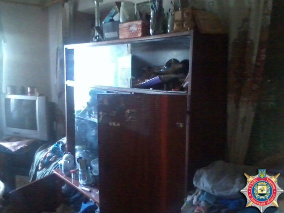 Житель Волновахи хранил гранату в коробке с пряжей (ФОТО) (фото) - фото 1