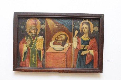 Хмельницький колекціонер представив унікальну виставку народного іконопису у Вінниці (ФОТО) (фото) - фото 1