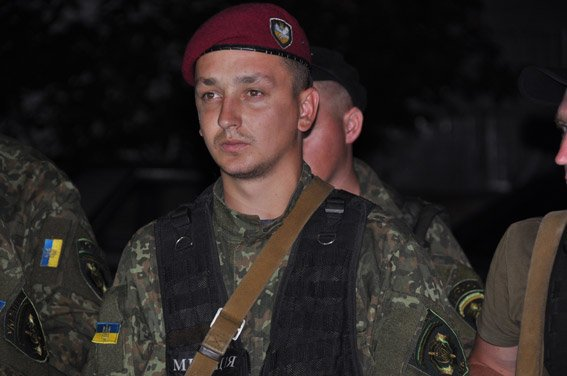 Николаевские спецназовцы привезли с Востока благодарность (ФОТО) (фото) - фото 2