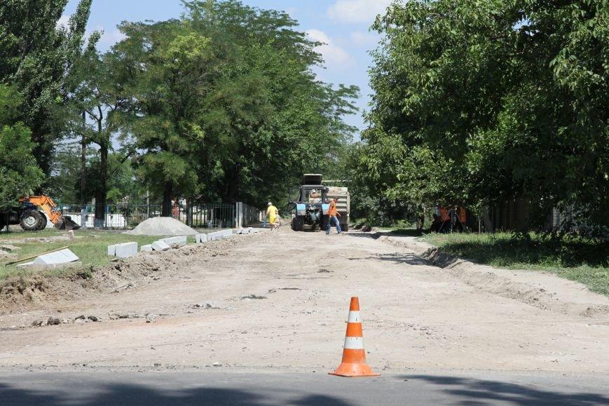 Сезон ремонта николаевских дорог в самом разгаре (ФОТОРЕПОРТАЖ) (фото) - фото 8