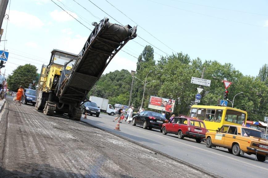 Сезон ремонта николаевских дорог в самом разгаре (ФОТОРЕПОРТАЖ) (фото) - фото 10