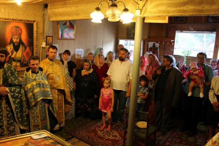 У Садгорі заклали перший камінь під будівництво храму Великомучениці Катерини, фото-1