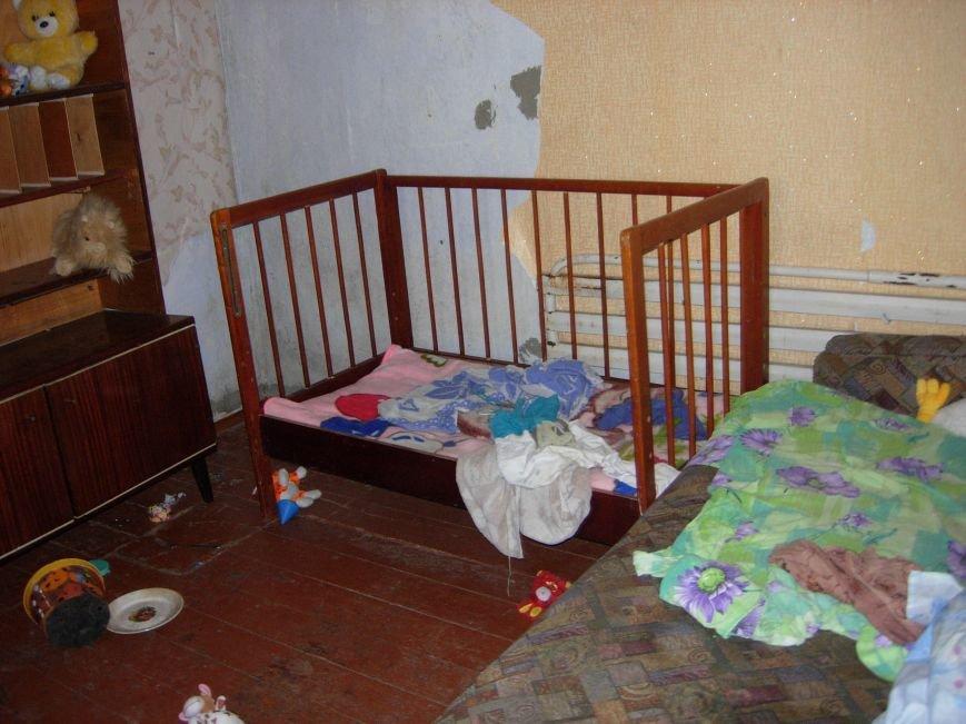 В Николаеве соцслужбы забрали у горе-матери детей (ФОТО) (фото) - фото 5
