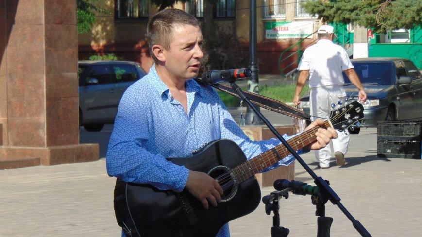 Мариуполь отметил 35 лет со дня смерти Владимира Высоцкого (ФОТО) (фото) - фото 1