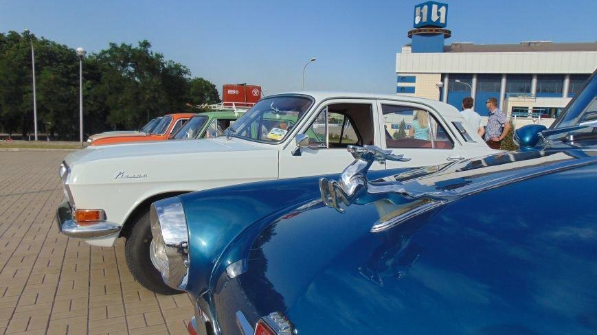 В Мариуполе состоялся парад раритетных автомобилей (ФОТО) (фото) - фото 1