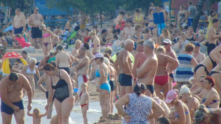 На пляже Мариуполя потерялся ребенок (ФОТО) (фото) - фото 1
