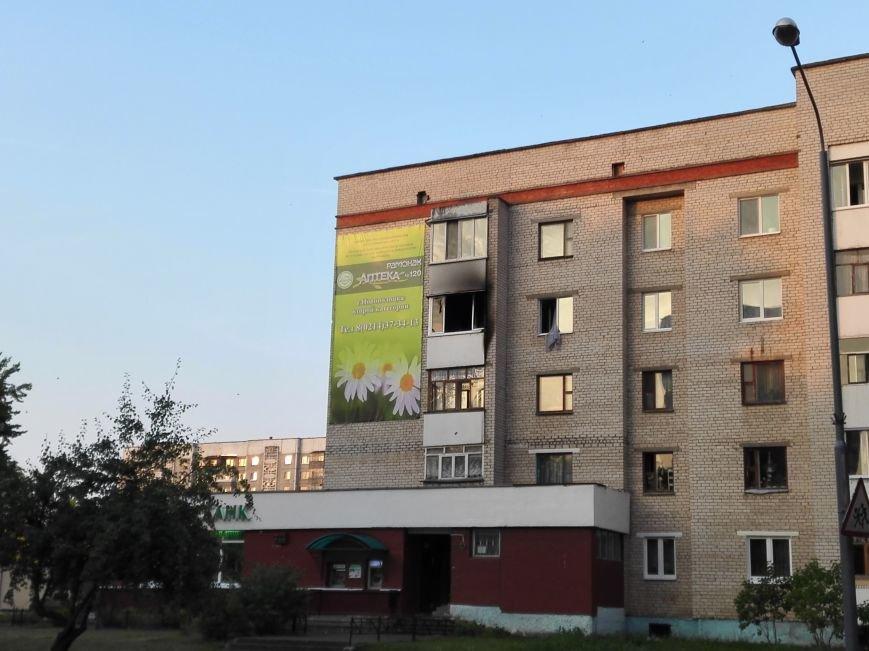 Ночной пожар в доме Молодежная, 16, фото-2
