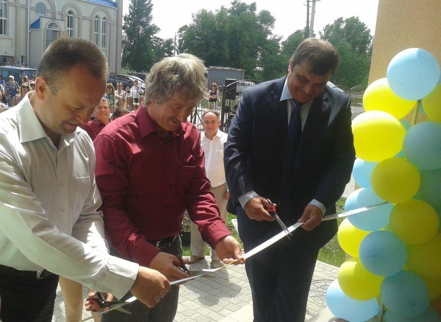 В Павлограде открыли третий дом семейного типа, фото-1