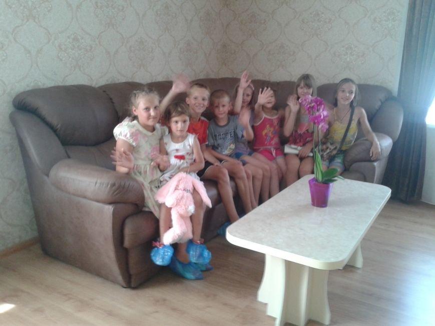 В Павлограде открыли третий дом семейного типа, фото-3