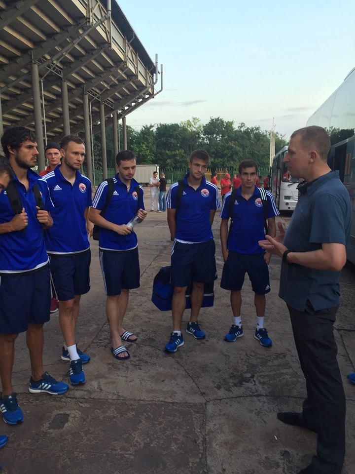 2:1. «Ильичевец» выиграл на своем поле и вернул большой футбол в Мариуполь, фото-1