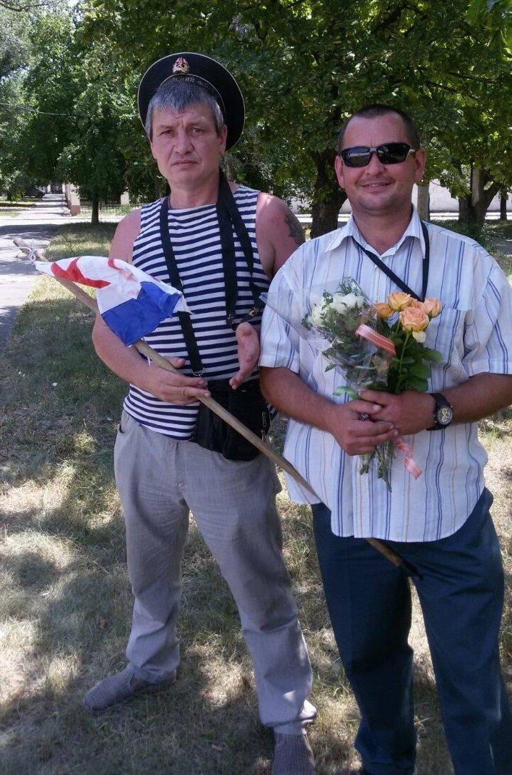 В центре Мариуполя обнаружили «шествие  ДНР» (ФОТО) (фото) - фото 1