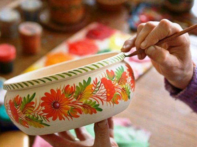 Днепродзержинцы смогут посетить этнофестиваль «Петриковский дивоцвет» (фото) - фото 1