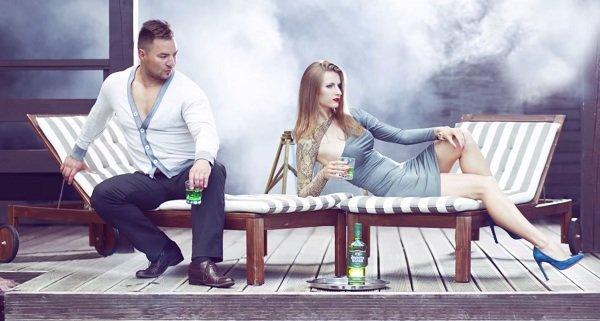 В Интернете появилось видео с фотосессии Гродненского ликеро-водочного завода (фото) - фото 2