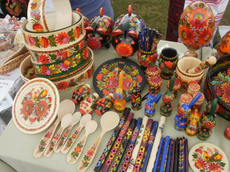 На Днепропетровщине состоится этнофестиваль «Петриковский дивоцвет» (фото) - фото 1