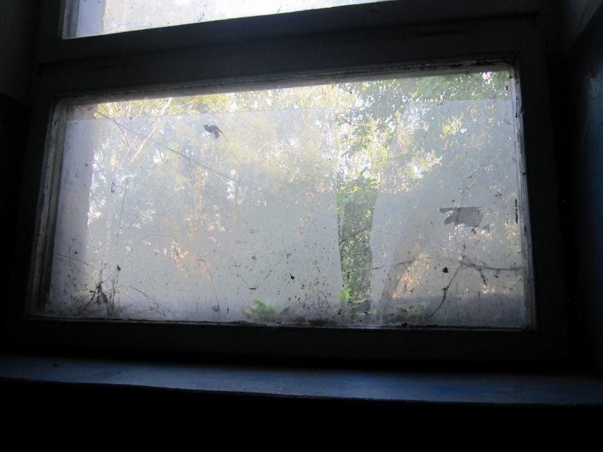 окно в 3 подъезде на Мира 23