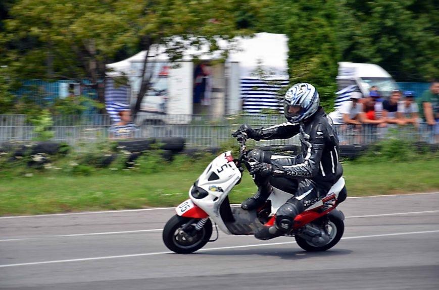 В Полтаве прошли гонки на скутерах. Фото (фото) - фото 2
