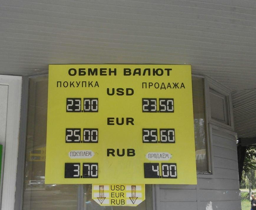Валютный рынок Николаева ушел на летние каникулы (ФОТОФАКТ) (фото) - фото 6