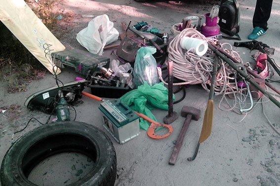 На Полтавщині затримали групу «професійних» грабіжників (фото) - фото 3