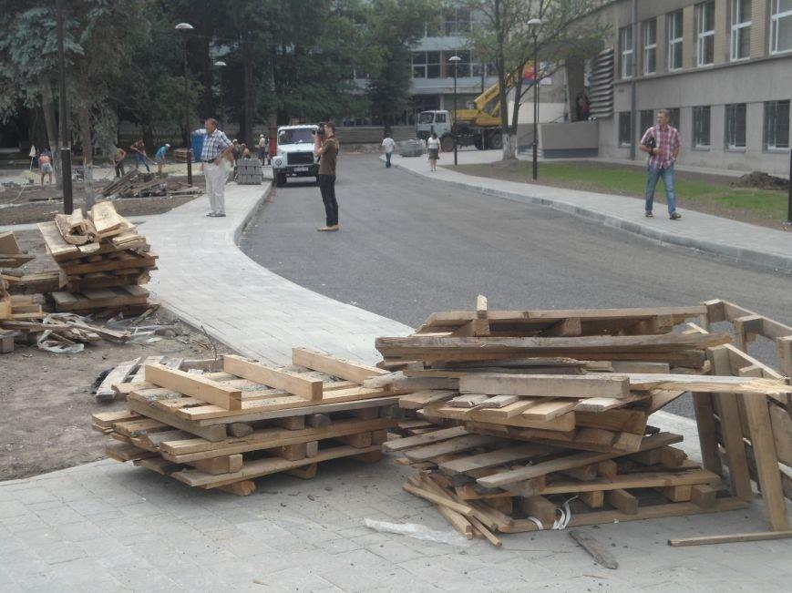 Як Львів готується до відкриття пам'ятника Андрею Шептицькому (ФОТО) (фото) - фото 6