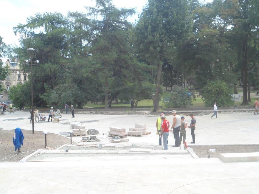 Як Львів готується до відкриття пам'ятника Андрею Шептицькому (ФОТО) (фото) - фото 4