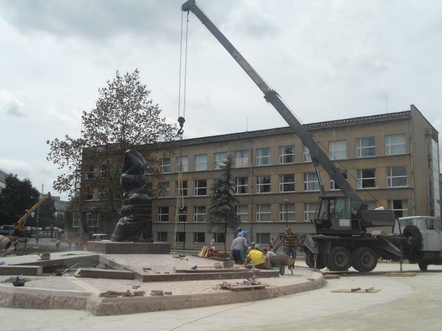 Як Львів готується до відкриття пам'ятника Андрею Шептицькому (ФОТО) (фото) - фото 3