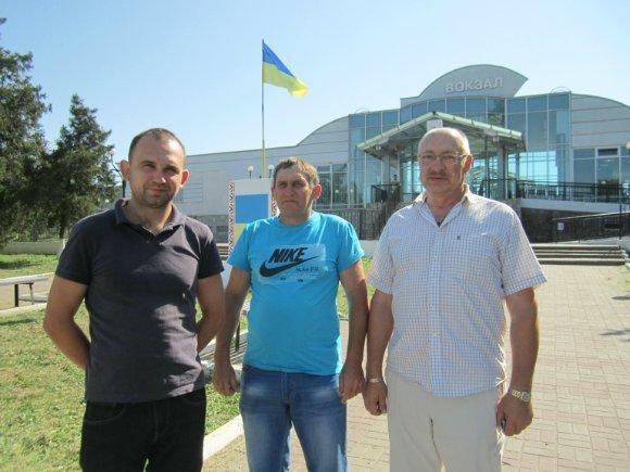 Перша справа олександрійських волонтерів. ФОТО (фото) - фото 1