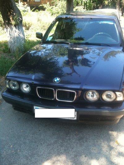 В Днепродзержинске задержали водителя «BMW-525» сомнительного происхождения, фото-1