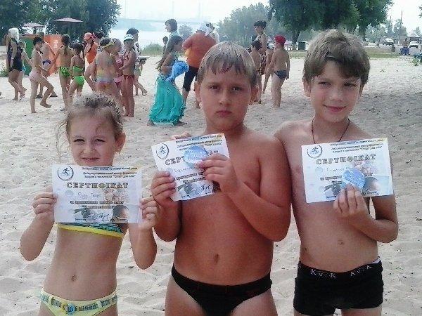 В Днепродзержинске завершилось ежегодное мероприятие «Я умею плавать» (фото) - фото 2