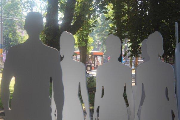 Арт-інсталяцію «Невидимі» презентують у Чернівцях (ОНОВЛЕНО), фото-1