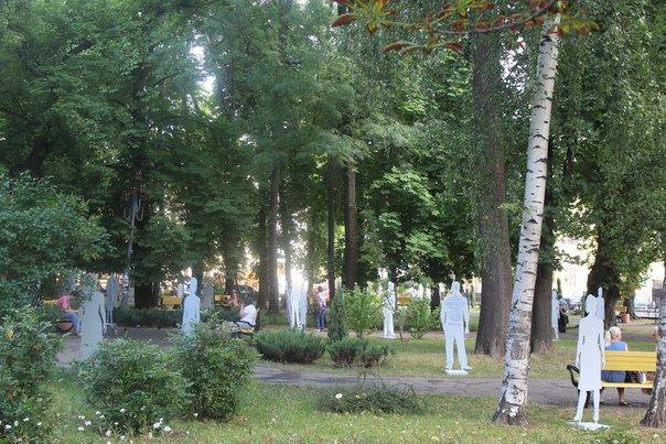 Арт-інсталяцію «Невидимі» презентують у Чернівцях (ОНОВЛЕНО), фото-6