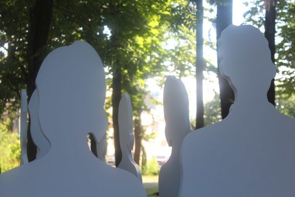 Арт-інсталяцію «Невидимі» презентують у Чернівцях (ОНОВЛЕНО), фото-2