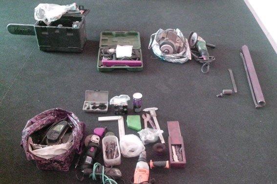 В Кременчуге задержана группа «гаражных» воров, обокравших более 20 гаражей (ФОТО) (фото) - фото 1