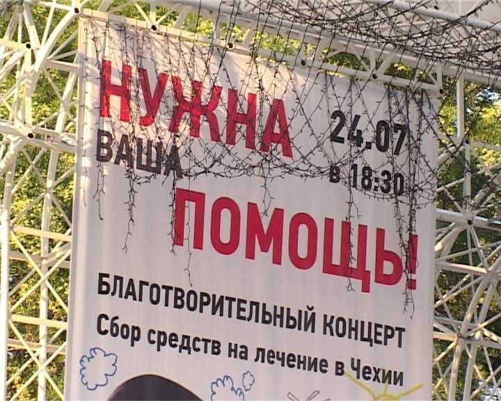 В Армавире на благотворительном концерте собрали более 29 тысяч рублей (фото) - фото 1