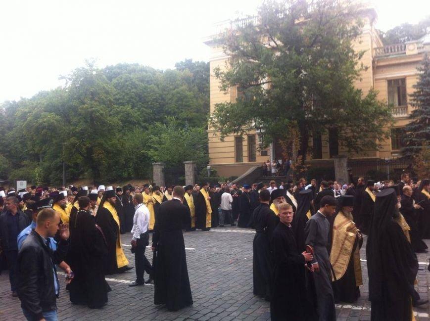 В Киеве начался Крестный ход (ФОТО) (фото) - фото 1