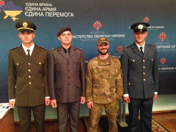 В Минобороны показали новую форму Вооруженных сил Украины (ФОТО), фото-1
