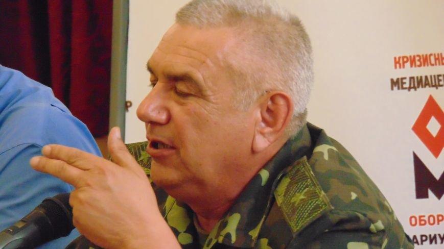 Выслушав руководителя сектора «М» активисты продолжили звать президента в Мариуполь для  расстановки точек над i (ФОТО)) (фото) - фото 2
