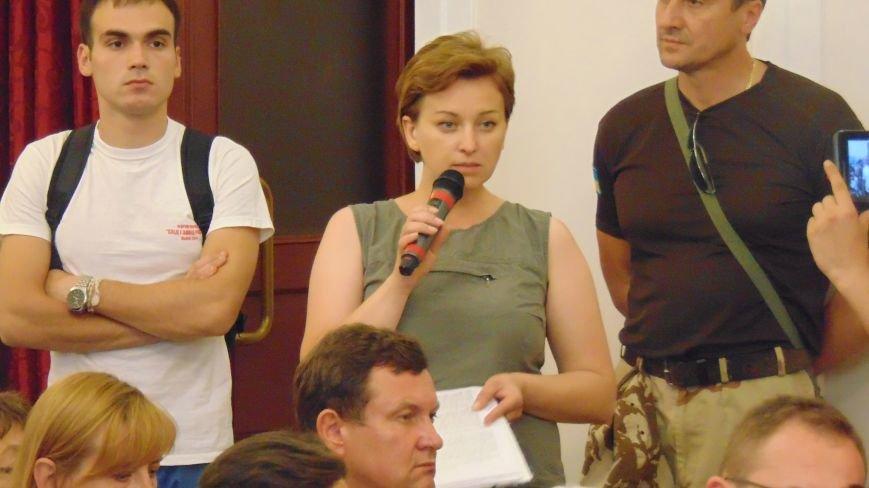 Выслушав руководителя сектора «М» активисты продолжили звать президента в Мариуполь для  расстановки точек над i (ФОТО)) (фото) - фото 4