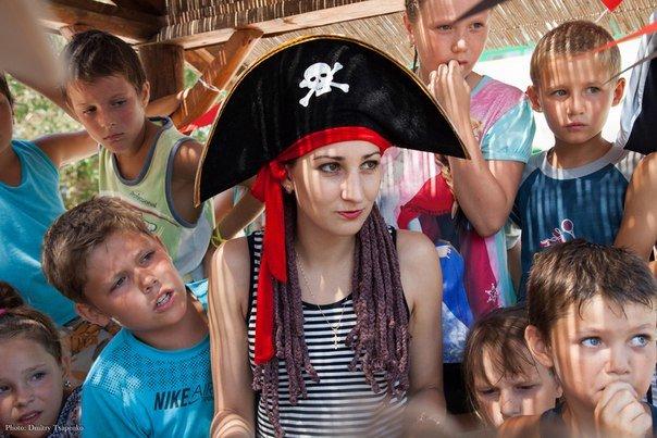 «Запорожский вектор» привез детям «ангелов» и звезду СТБ (фото) - фото 3