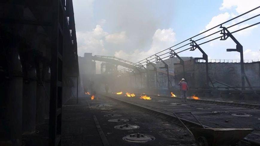 Последствия обстрела АКХЗ в ночь с 26 на 27 июля (ФОТО), фото-2