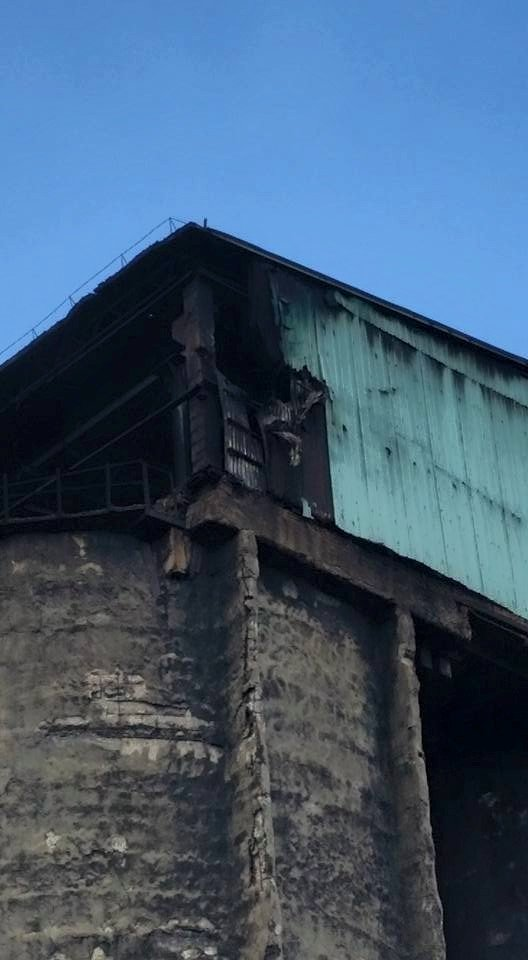 Последствия обстрела АКХЗ в ночь с 26 на 27 июля (ФОТО), фото-1